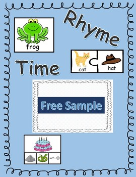 Rhyme Time - Free Sample