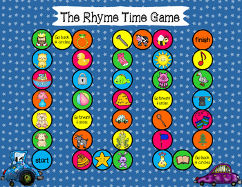 Rhyme Time Game