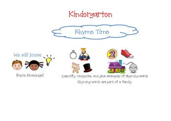 Rhyme Time Learning