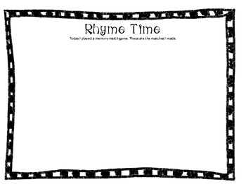 Rhyme Time Literacy Center