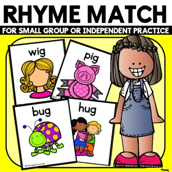 Rhyming Activities and More