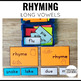 Rhyme Time Long Vowels Activity Pack