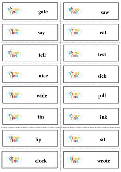 Rhyme Time - Poetry prompt cards