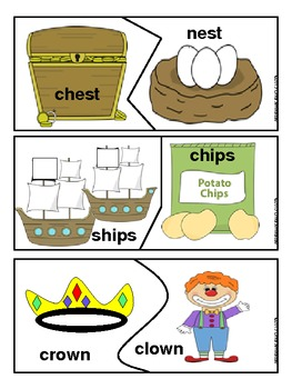 Rhyme Time Puzzles