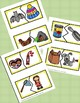 Rhyming Puzzles Activity