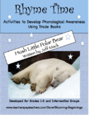 """Rhyme Time With the Trade Book, """"Hush Little Polar Bear"""" b"""