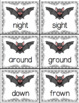 """Rhyme Time with """"Five Little Bats Flying in the Night"""" by Steve Metzger"""