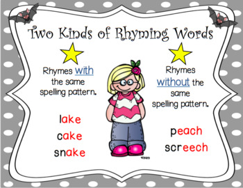 "Rhyme Time with ""Five Little Bats Flying in the Night"" by Steve Metzger"