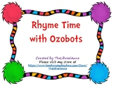 Rhyme Time with Ozobots (Dr. Seuss Inspired)