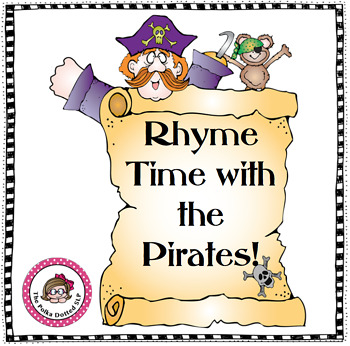 Rhyme Time with the Pirates
