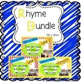 Rhyme Unit Bundle