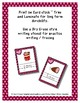 Rhyme & Write Cards for Valentine's Day
