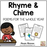 Rhyme and Chime - Poems for the Whole Year!