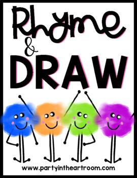 Rhyme and Draw Workbook