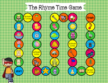 Rhyme and Sound Games
