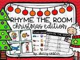 Rhyme the Room Christmas Edition
