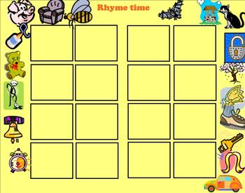 RhymeTime for Kindergarten