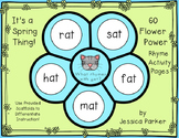 Rhyming Activity Pages - Great For Homework, Classwork, or