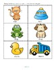Rhyming Literacy Centers, Games, Flashcards, Printables Preschool and Pre-K