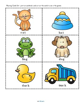 picture about Rhyming Flash Cards Printable named Rhyming Things to do Facilities, Video games, Flashcards, Printables Preschool and Pre-K