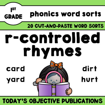 Rhymes R Controlled Vowels