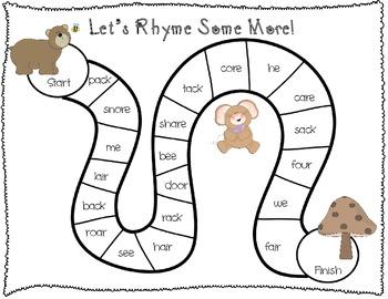 Rhymes, Rhymes, Rhymes!