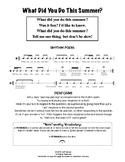 Rhymes, Rhythms and BEYOND! First Weeks of School Starter Pack