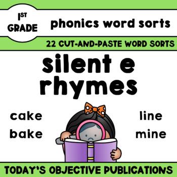 Rhymes Silent E