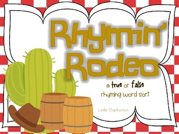 Rhymin' Rodeo