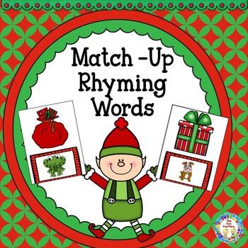 Christmas Rhyming
