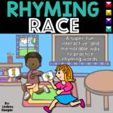Rhyming Race - A Fun, Interactive Rhyming Game