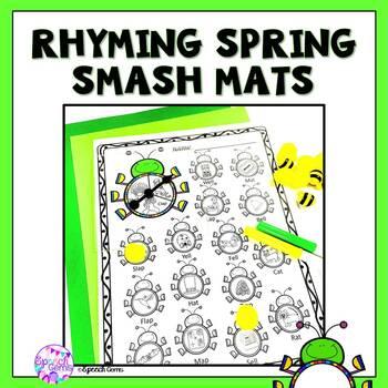 Rhyming Smash Mats