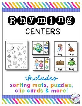 Rhyming Centers
