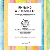 Rhyming Activities Download