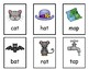 Rhyming Activities- Short Vowel A: Dominos/Memory