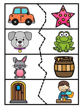 Rhyming Activities and Printables