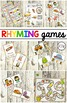 8 Rhyming Games