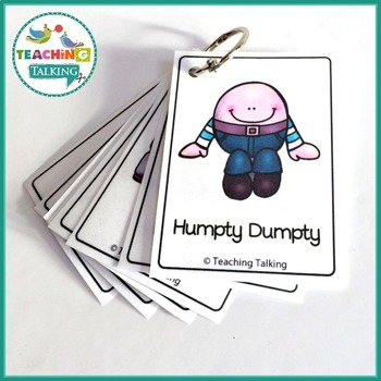 Nursery Rhyme Activities for Humpty Dumpty