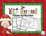 Rhyming Activity {The Elf Rhyme Book} Christmas 1st Grade