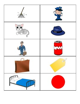 Rhyming Activity for Phonological Awareness