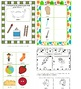 Rhyming Animal Alphabet Unit Package