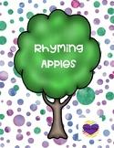 Rhyming Apple Trees #TPTFireworks