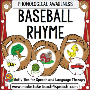 Baseball Rhyme