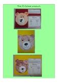 Rhyming Bear Craft - Goldilocks and the Three Bears