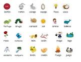 Rhyming Blocks in SPANISH