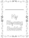 Rhyming Booklet