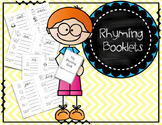 Rhyming Booklets