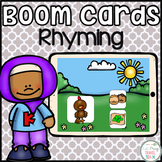 Rhyming Boom Cards