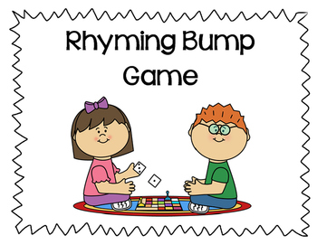 Rhyming Bump Game