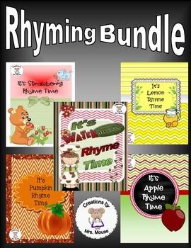 Rhyming Bundle-old version
